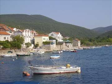 Crna Gora, Bigovo, apartman