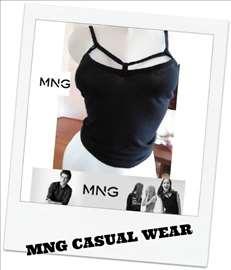 Crna najica MNG Casual Wear S, XS sl. 8