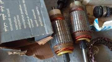 kampanjola 1107,rotor anlasera
