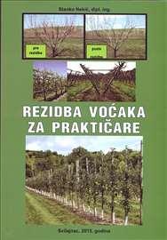 Knjiga, rezidba voćaka za praktičare