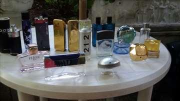 Prodajem prazne flašice parfema