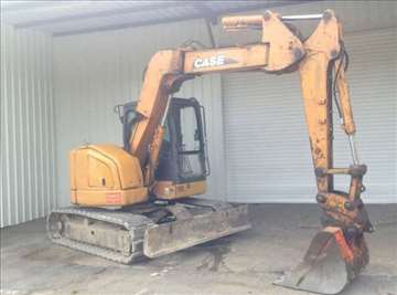 Tracked Excavator Case CX75SR