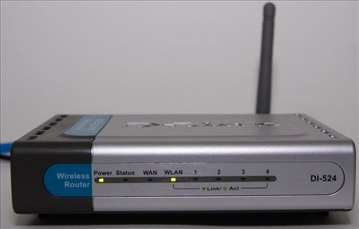 Wireless G ruter D-Link DI-524