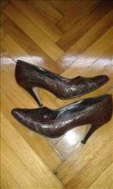 Zmijske cipele, ručna izrada, boja braon br. 37
