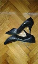 Zmijske cipele ručna izrada boja crna br. 37
