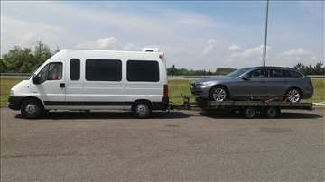 Nemačka - Srbija - prevoz - dovoz automobila