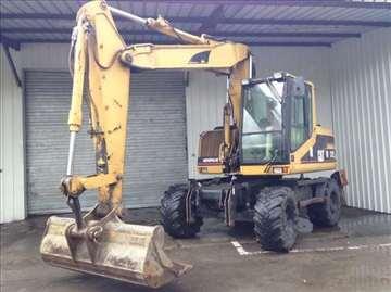 Wheeled Excavator Caterpillar M312