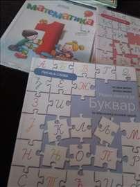 Komplet knjiga za prvi razred (Logos)