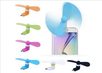 Mobilni ventilator Pro Metz za iPhone telefone