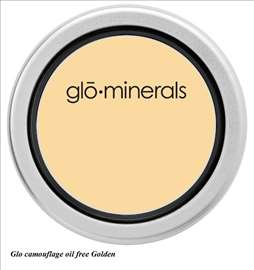 Glo minerals camouflage oil free