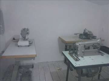 Industrijske šivaće mašine. Hitno