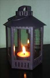 Izuzetno dekorativan fenjer - svećnjak