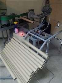 Mašina za proizvodnju papirnih hilzni