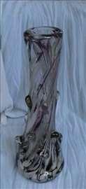 Murano vaza, art deco