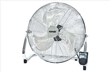 Podni ventilatori 45 cm, metalni, 3 brzine