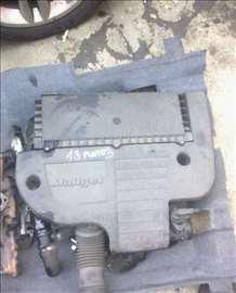 Punto poklopac motora
