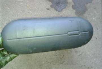 Suvozačev airbag