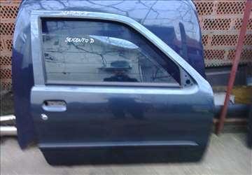 Suvozačeva vrata Fiat Seicento