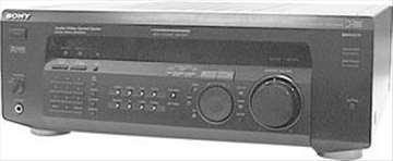 Sony STR-DE635 Stereo Surround Receiver