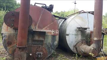 Cisterna za topljenje asfalta, bitumena