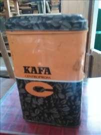 Metalna kutija C kafa