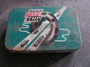 Metalna kutija za flekice