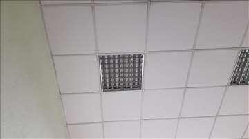 Ugradne neonske lampe 4x18w