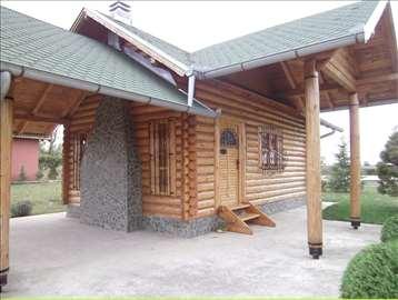 Čurug, kuća za odmor