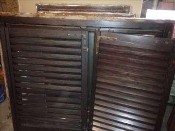 Drveni prozori sa duplim vakuum staklom