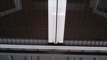 Komarnici rolo i plisirani. popravka prozora