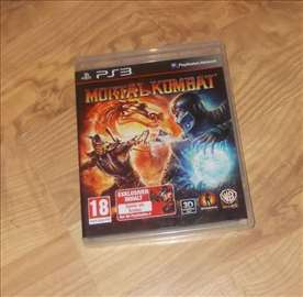 Mortal Kombat 9 za PlayStation 3