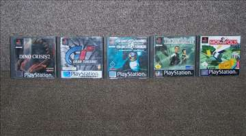 PlayStation 1 igrice