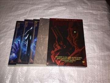 Hellboy Director's cut, dvd