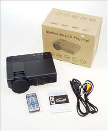 Multimedia LED projektor