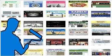 Web sajtovi izrada na osnovu vašeg primera-linka