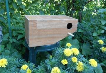 Najbolji model kućice za papagaje