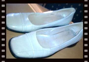 Bež cipele, kao baletanke 37 sl. 15