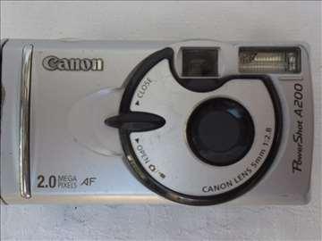 Canon digital fotoaparat Power Shot A200, PC 1035