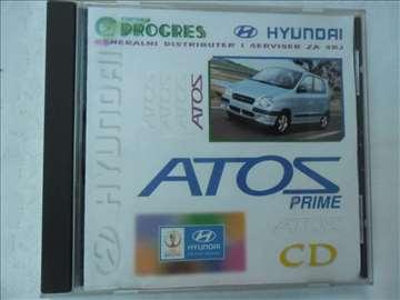 CD o automobilu Hyundai Atos Prime