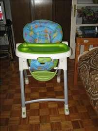 Graco stolica za hranjenje