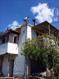 Građevinski radovi, renoviranje i adaptacije