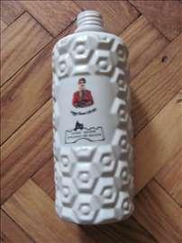 Flaša porcelan