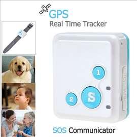 RF-V16 GPS praćenje, komunikacija, SOS taster