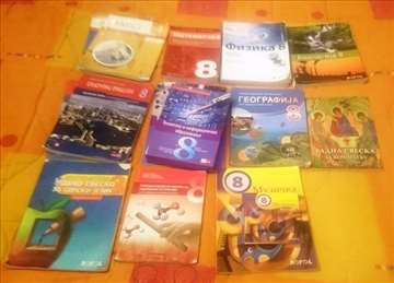 Udžbenici za osmi razred