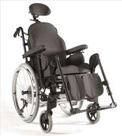 Neurološka invalidska kolica, nova