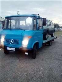Mercedes Benz 309 D slep/sanduk