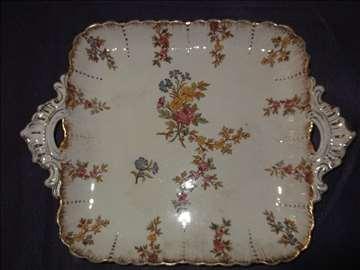 Plat Carree Louis XV 22,5cm