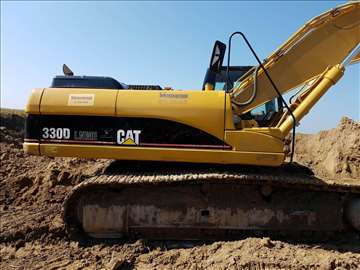 CAT 330 lnme bager