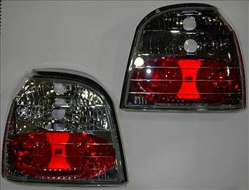 VW Golf 3 Stop Lampa SET TUNING Crna NOVO