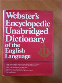 Webster's Encyclopedic Unabridged Dictionary